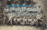 Cpp 54 LUNEVILLE Groupe De Soldats Du 37 è Régiment Chambrée Du Peloton N1 Le 10 Septembre 1922 - Luneville