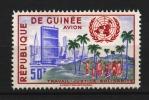 Guinée   Neuf   **    Luxe   PA  N° 9    Cote  0,90 €     Au Quart De Cote