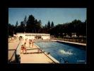 15 - CHAMPS-SUR-TARENTAISE - La Piscine Chauffée Et Le Jardin Public - France