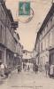 CPA 24 @ MAREUIL SUR BELLE @ Rue Carnot - Hôtel Duclaud - Magasin De Cycles - Sonstige Gemeinden