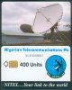 Nigeria Satellite Dish 400units Nigeria Telecommunications Plc, Used - Nigeria