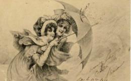FEMME-Belle CP -MM Vienne-dos Non Divisé-parapluie - Mujeres
