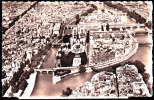 En Avion Sur Paris - L'Île De La Cité, La Cathédrale N.D - The River Seine And Its Banks