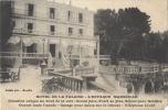 13  - L'ESTAQUE MARSEILLE  - CPA -HOTEL DE LA FALAISE - L'Estaque