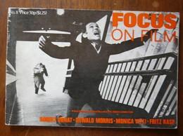 Focus On Film N° 8 De 1971 - Revues & Journaux