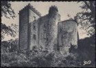 Château De Chazeron  ( Partie Féodale ) . - Frankreich