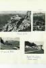 Hitler: 1 Postkarte + 3 Foto's : Op Albumpapier Geplakt - Personnages