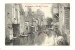 Cp, 45, Montargis, Rue De La Pêcherie, Voyagée - Montargis