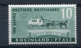 Germany Occ France Zone Rheinland-Pfalz  Mi 49 MNH - French Zone