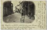 52 - BOURMONT - La Rue Saint-Nicolas - Bourmont
