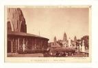Cp, 75, Paris, Exposition Coloniale Internationale - Paris 1931 - Pavillon De L'A.E.F., Façade Latérale, Voyagée 1931 - Expositions