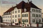 CPA.   ASCHAFFENBURG..  VEREINS-LAZARETT..3/09/1914....  Guter Zustand.. - Aschaffenburg