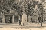 CPA - Quillan - Place De La République - Autres Communes