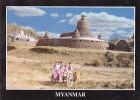 "MYANMAR - AK 107121 ""Mrauk-U"" An Ancient Capital City - Myanmar (Burma)"