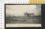 V30865 BARNEVILLE PORT BAIL  ANCIEN SEMAPHORE - Barneville