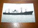 "Carte Postale De Bateau ""BARTENSTEIN 1956""  GE  31 -A 11 - Commerce"