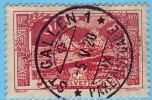 Vollstempel St-Gallen 5.V.1920 Auf Bfm  N° 142 Mythen / Ohne Defekt, Herrlich / St-Gallen Paketaufgabe - Marcophilie