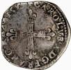 CHARLES X - 1/4 D'ECU - 1596 ? DINAN - 987-1789 Monnaies Royales