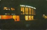 TAMPA  - International Airport - Tampa