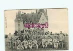 Br - 85 - CHANTONNAY -Chateau De La Moée - Hopital - Militaire - édit. Jouffelot - - Chantonnay