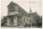 CPA Loos (Lille) L'Eglise (pk4431) - Loos Les Lille