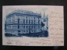 CP Carte Postale Postkarte Gruss Aus Reichenberg Sparcassa Selten 1898 (2) - Autriche