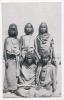 Group Of Bishareen Girls, Gaddis & Seif, Luxor  (c2412) - Etnie & Culture
