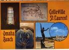 14.  COLLEVILLE ST LAURENT  -  OMAHA BEACH -  CPM 1960-70 - France