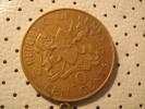 KENYA 10 Cents 1977 - Kenya