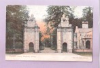 ENTRANCE GATES WELBECK ABBEY STATELY HOME NR NOTTINGHAM GWW SERIES DUKERY SERIES - Angleterre