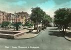 Bosa(Nuoro)-Piazza Monumento E Passeggiata-1962 - Nuoro