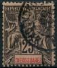 Diego-Suarez (1893) N 45 (o)