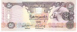 UNITED ARAB EMIRATES 50 DIRHAMS 2008 PICK 29 UNC - Emirats Arabes Unis