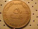 UNITED ARAB EMIRATES 50 FILS 1973 - United Arab Emirates