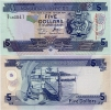 SOLOMON IS.        5 Dollars       P-26       ND (2004)       UNC - Solomon Islands