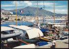"""Le """" Fred Scamaroni """" Dans Le Port - Bateaux De Plaisance - Éditions """" La Cigogne """" - Bastia"""