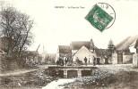 Cpa  Baissey  Le Pont Du Vaux  Animation Avec Des Fermiers  1910 Haute Marne - Unclassified