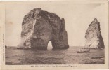 CPA LIBAN LEBANON BEYROUTH BEIRUT La Grotte aux Pigeons
