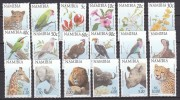 PGL AJ0365 - NAMIBIA Yv N°818/35 ** ANIMAUX ANIMALS - Namibia (1990- ...)