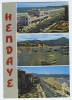 CP HENDAYE 64 PYRENEES ATLANTIQUES MULTIVUES - Hendaye