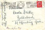 D-Ludwigshafen 1938. Presse Press.  Schwarz Auf Weiss, Grenzland-Pressschau (4.240) - Briefe U. Dokumente