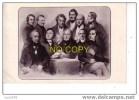 Les MEMBRES Du GOUVERNEMENT PROVISOIRE   (1848) : De Gauche à Droite : L. Blanc, Crémieux, A. Marrast, Albert, Garnier - Histoire