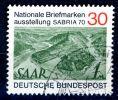 BRD - Michel 619 - OO Gestempelt (B) - SABRIA 70 - Gebruikt