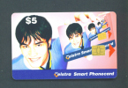 AUSTRALIA  -  Chip Phonecard As Scan - Australië