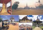 LAOS - AK 107347 Vientiane - Laos