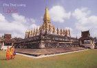 LAOS - AK 107353 Vientiane - Pha That Luang - Laos