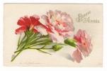 BONNE  ANNEE  /  FLEURS  ( Roses Rouges Et Saumon ) , Par  CATHARINA  KLEIN  /  Edit.  JOUNOR  N° 321 - Klein, Catharina
