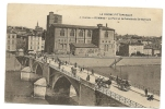 Romans-sur-Isère (38) : La Pont De La Cathédrale En 1911 (animée, Attelage). - Romans Sur Isere
