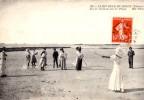 CPA - St Jean Du Doigt - Jeu De Diabolo Sur La Plage - Saint-Jean-du-Doigt