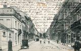 CPA BELGIQUE VERVIERS RUE DES MINIERES 1902 - Verviers